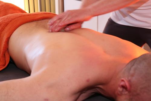 Dieptemassage